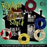 LP/VA♦THE RHYTHM SHACK Vol.3♦ Killer 50s & Early 60s Wild R&B Black Rockers Comp